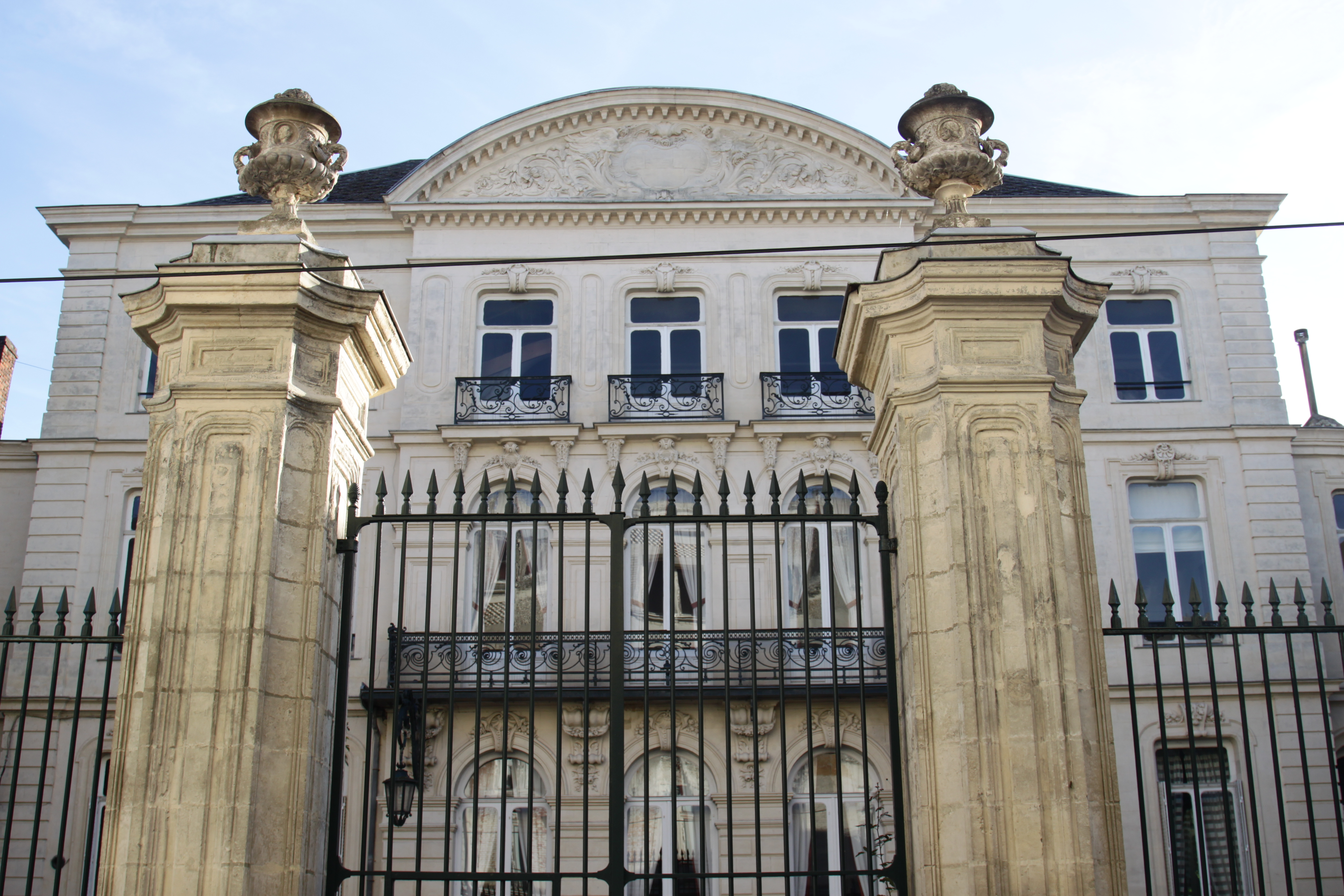 File:Hôtel De La Chambre Des Notaires Du Pas De Calais.JPG Idee