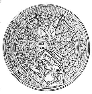 Kong Håkon V Magnussons segl