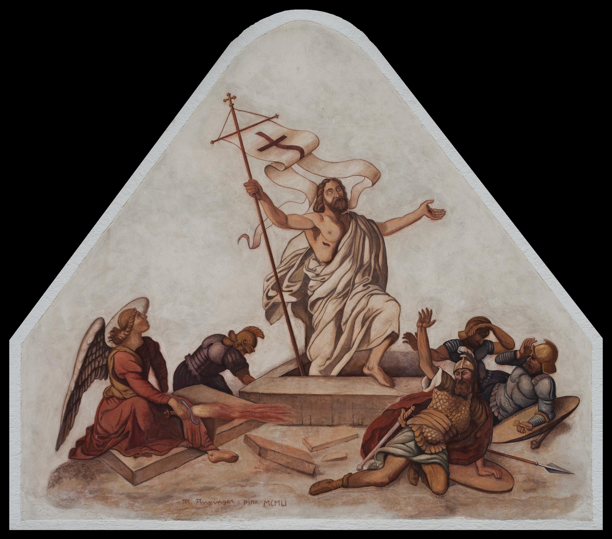auferstehung jesus bilder  ausmalbilder