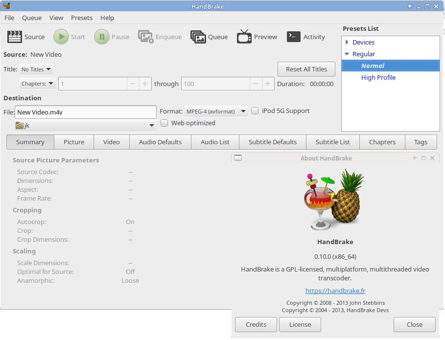 Файл:HandBrake 1.0.0.png — Википедия