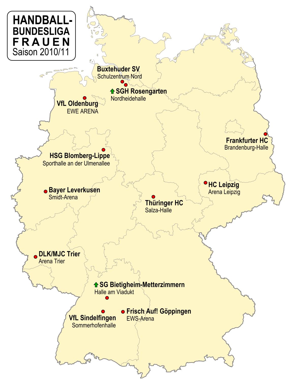 File handball bundesliga frauen 2010 wikimedia for Bundesliga 2010