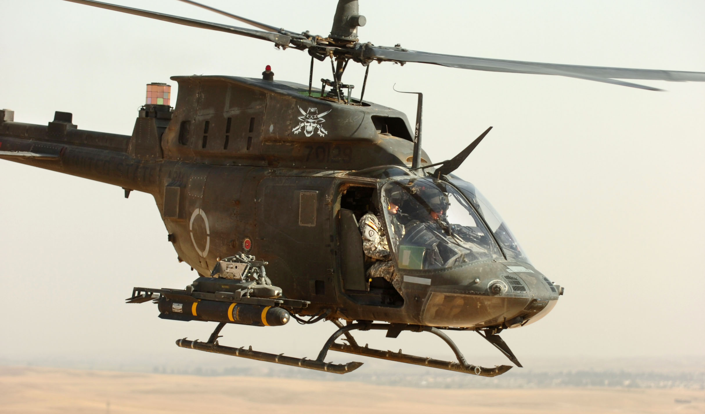 fire scout helicopter with File Hellfire Armed Oh 58 Kiowa In Iraq on  also 26106 Mq Drone From Bo2 in addition File US Navy 110930 N JQ696 408 An MQ 8B Fire Scout unmanned aerial vehicle  UAV  successfully  pletes the first unmanned biofuel flight at Webster Fi furthermore Bell OH 58A together with 911 Aerial Photos Of World Trade Center.