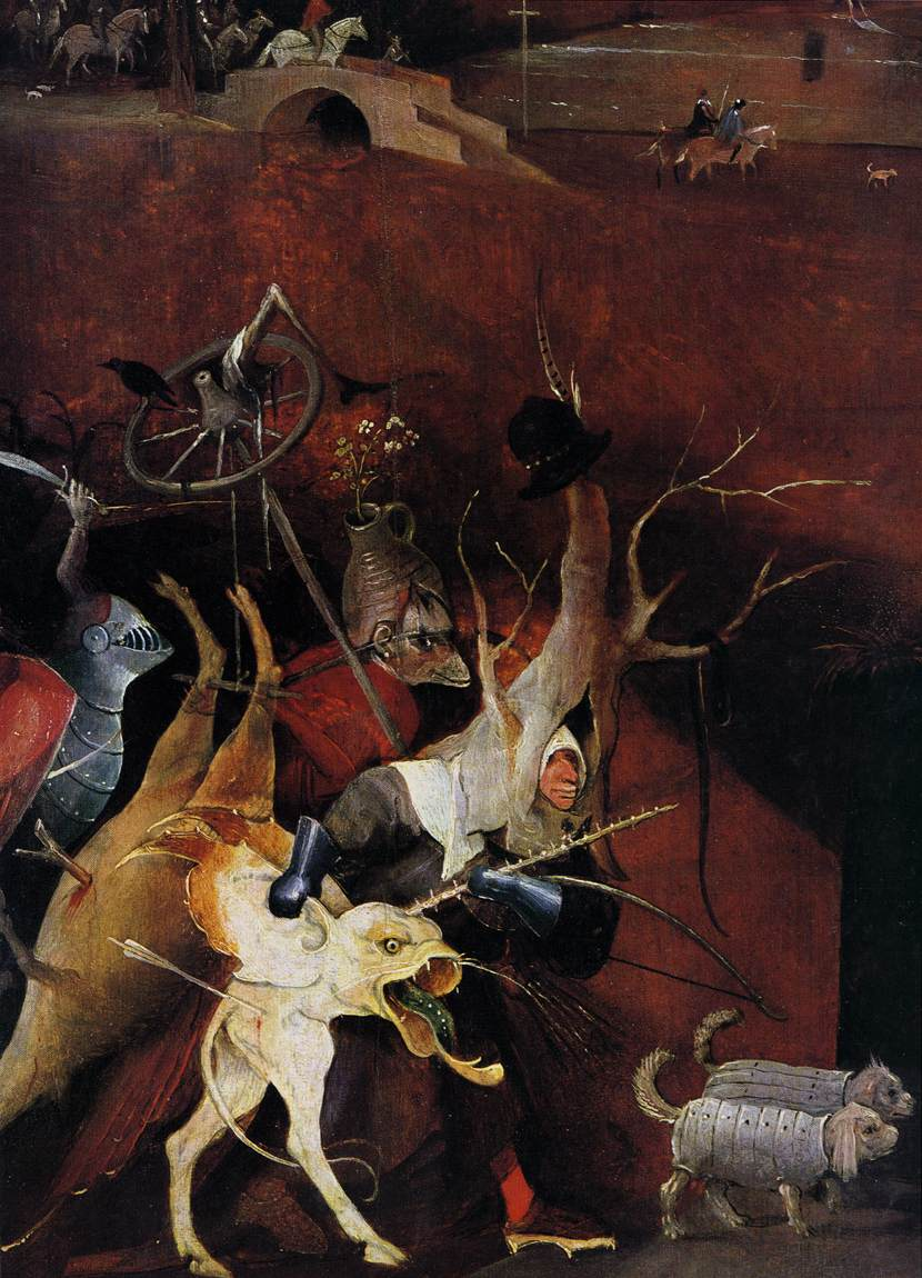 an overview of observations of the temptation of st anthony a painting by salvador dali Spanish artist salvador dalí the temptation of st anthony c1946 salvador dal salvador dali shown in 51 x 69 | art print.