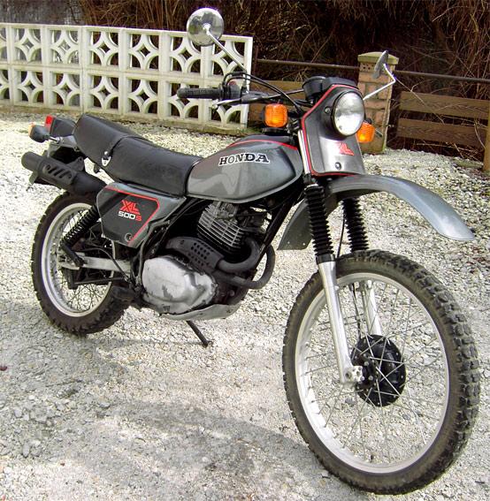 Yamaha Xl
