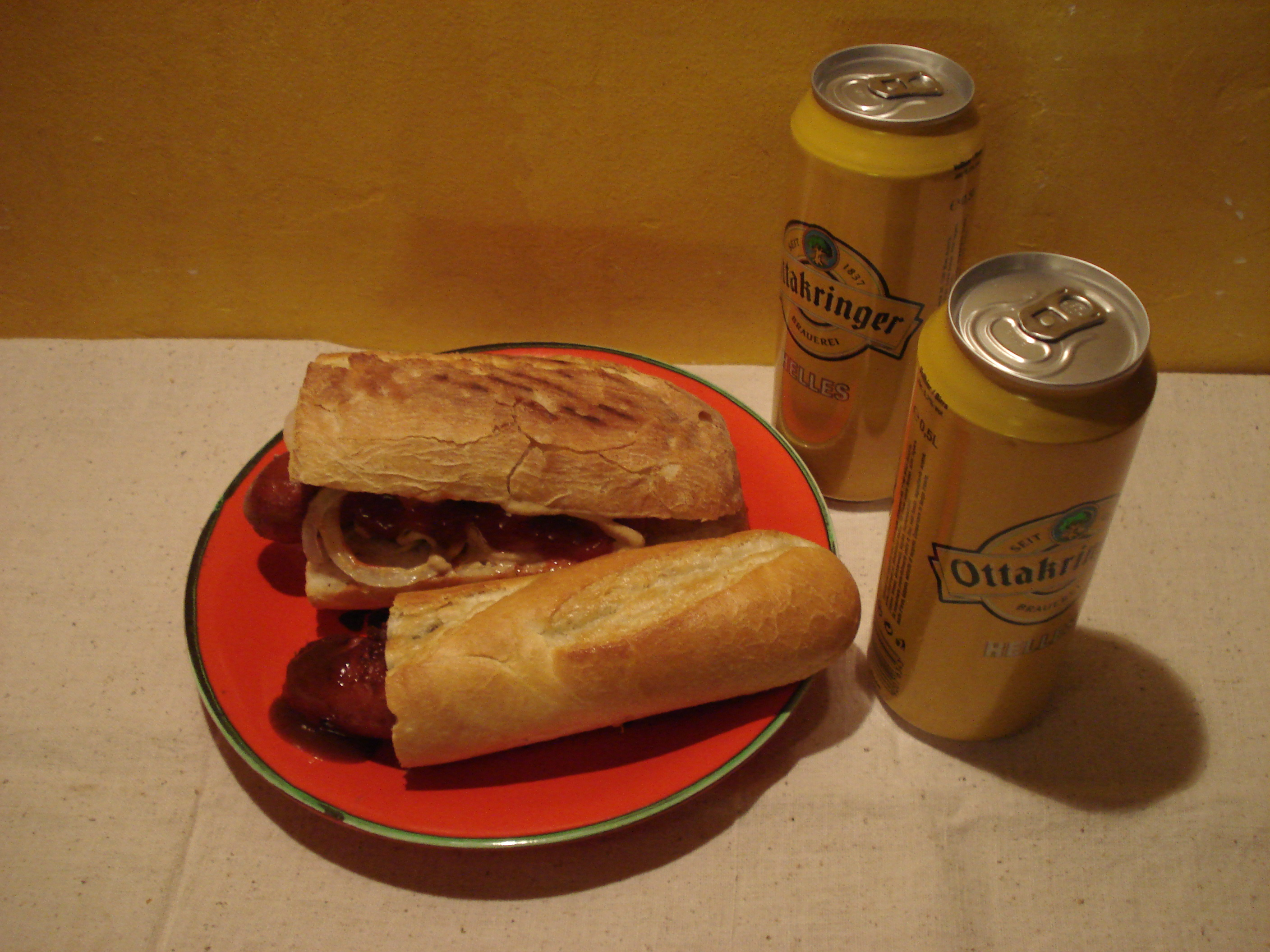 Beer Hot Dog Recipe