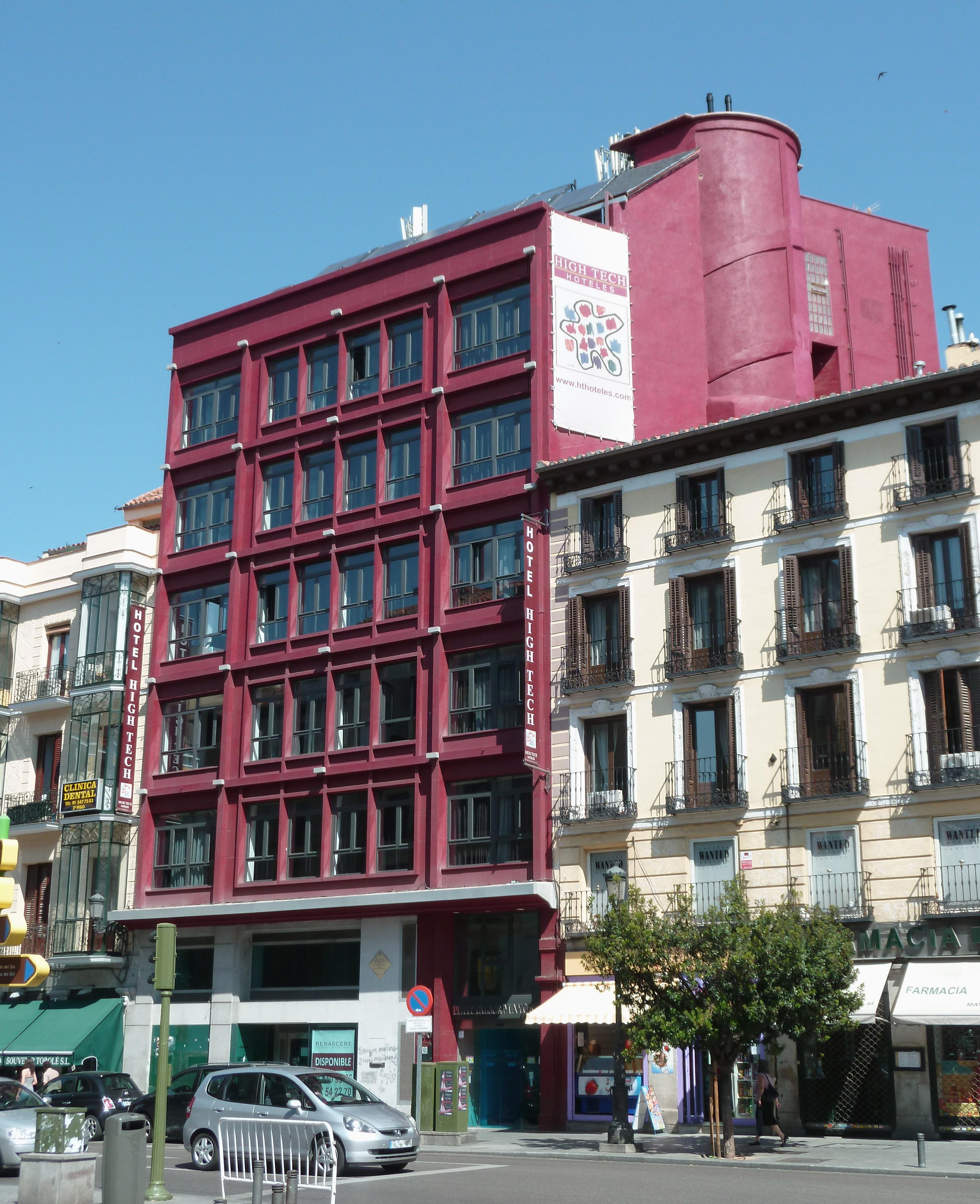 Hotel Petit Palace Posada Del Peine Madrid