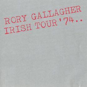 <i>Irish Tour 74</i> 1974 live album by Rory Gallagher