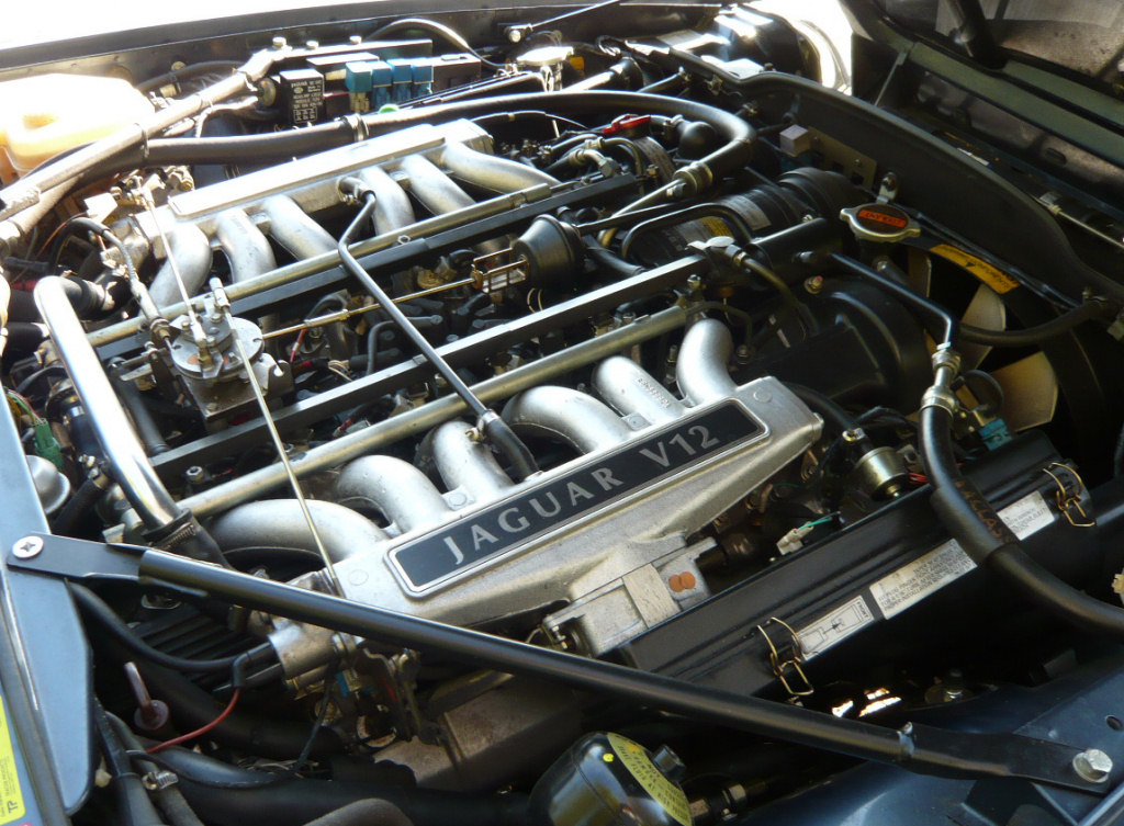 Jaguar V12 engine Wikipedia