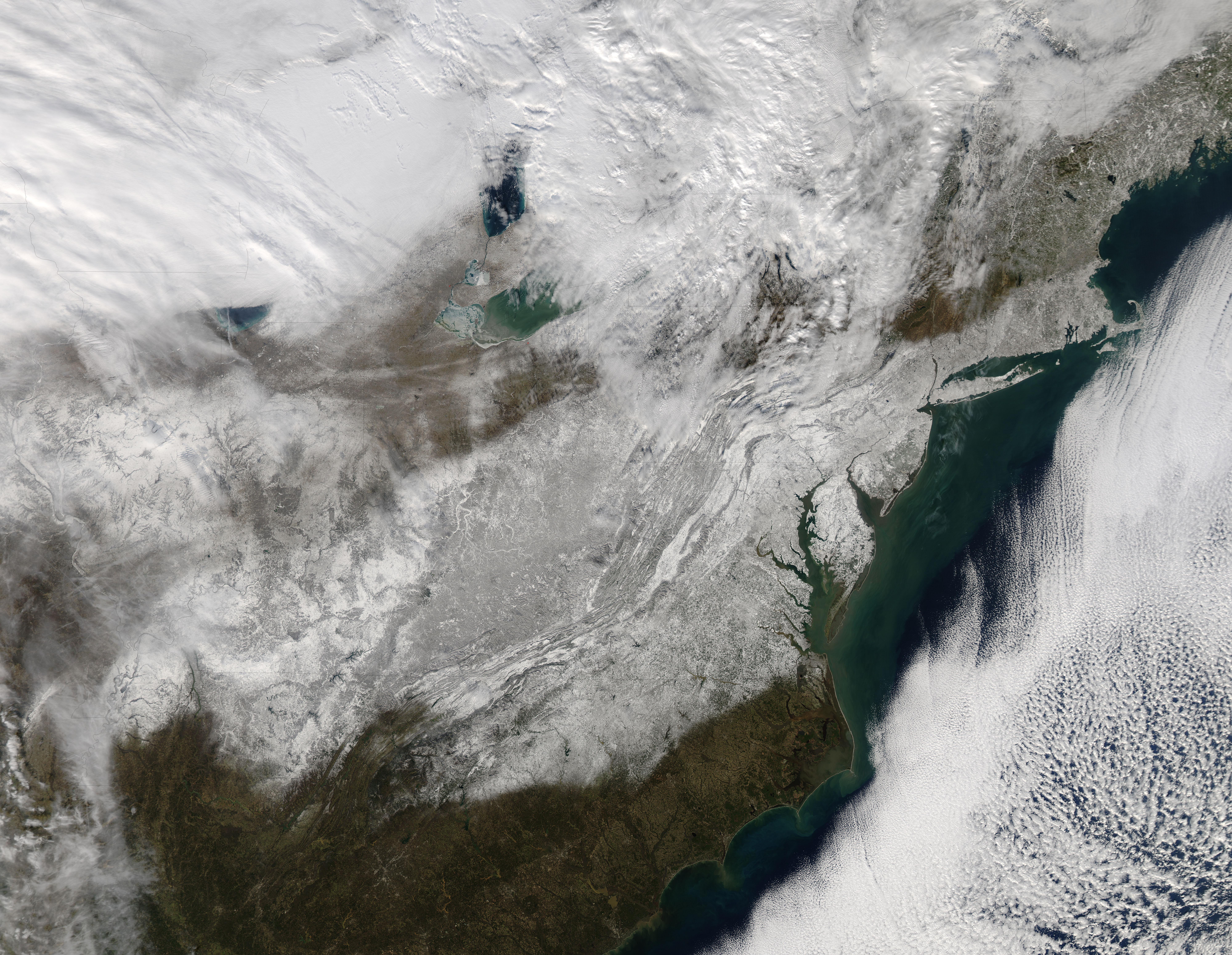 Ground Penetrating Satellite Images Oak Island