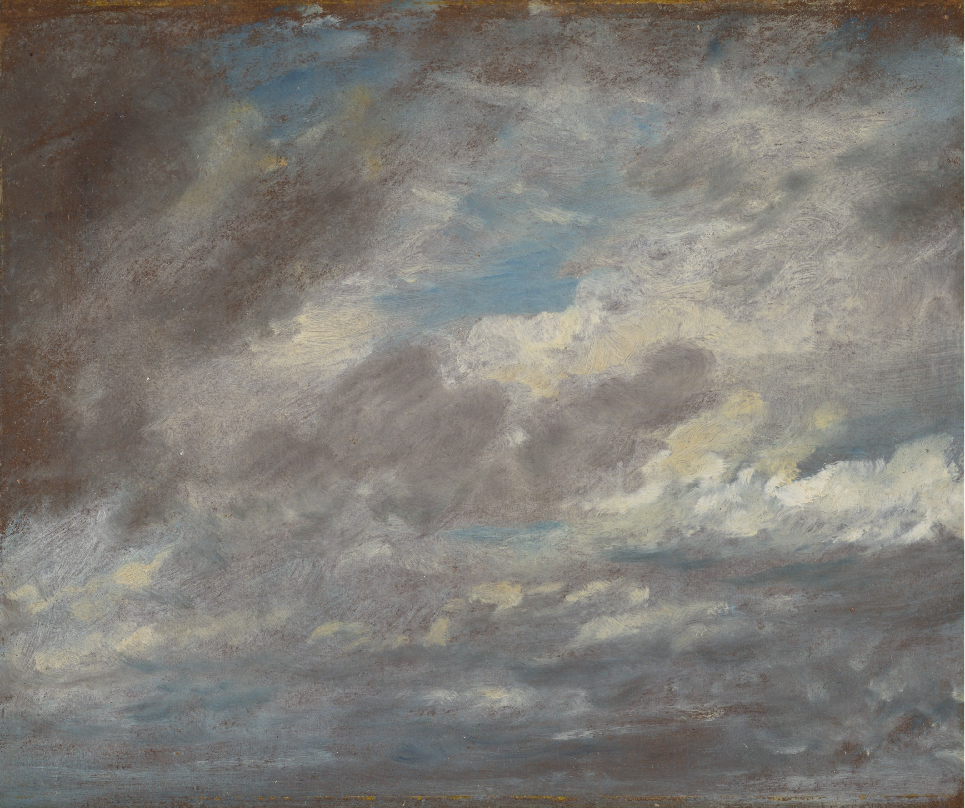 File John Constable Cloud Study Google Art Project