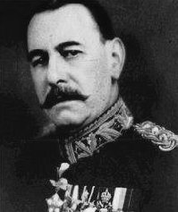 General José Félix Uriburu, President of Argentina (1930-1932), founder of the movement.