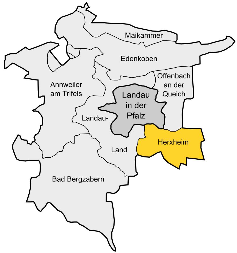 Bildergebnis für Herxheim landkarte