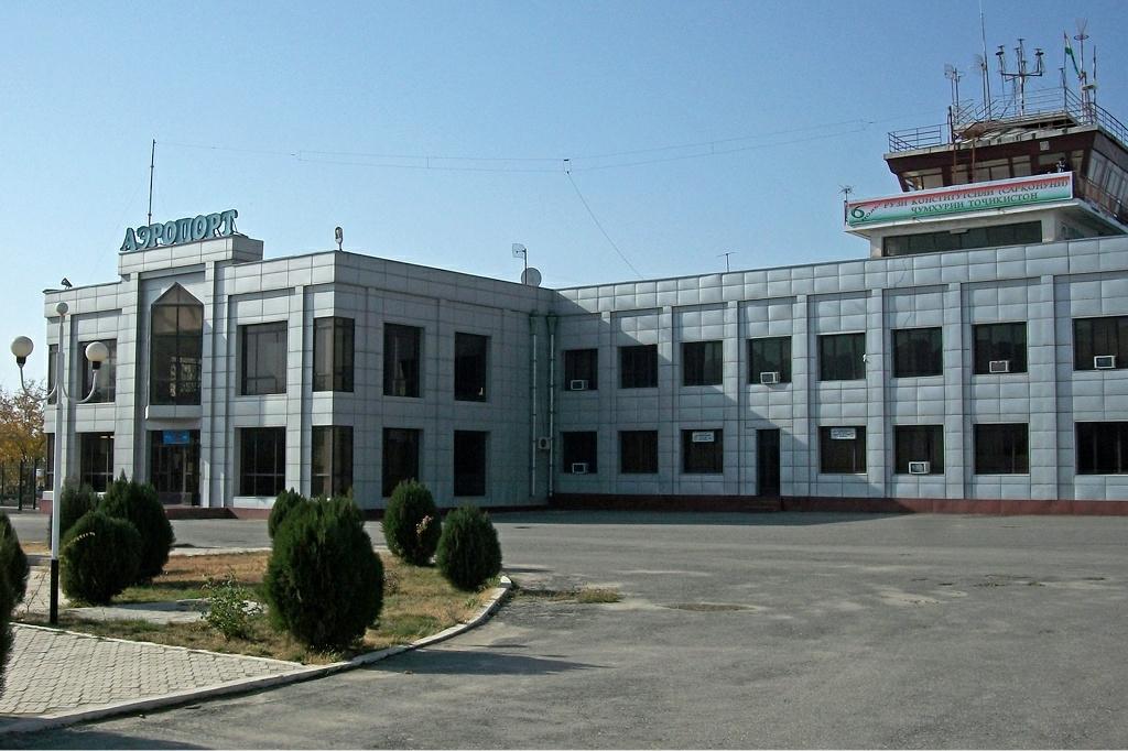 Аэропорт Куляб (Kulyab Airport).1