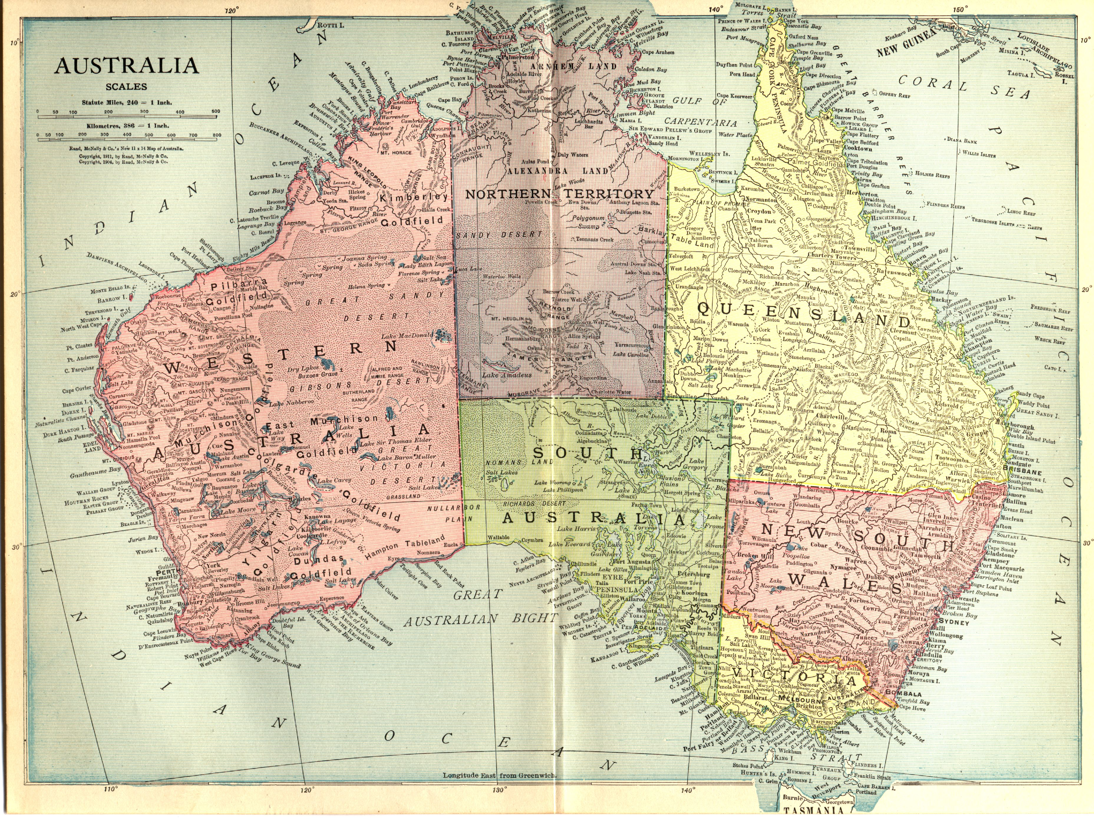 Australia Map 1900.Map Of Australia 1900 Twitterleesclub