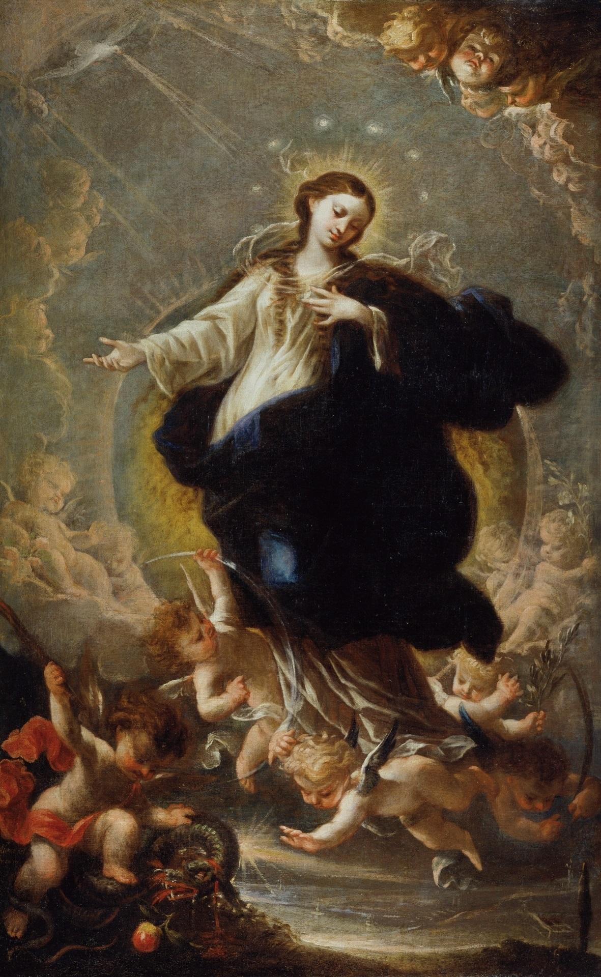 File La Inmaculada Concepci 243 N De Alonso Del Arco Museo