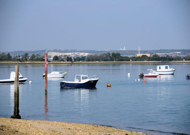 Langstone Harbour - geograph.org.uk - 999838