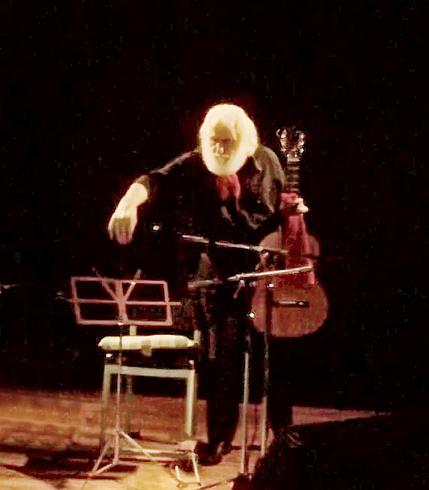 José Larralde - Foto: Wikipedia.