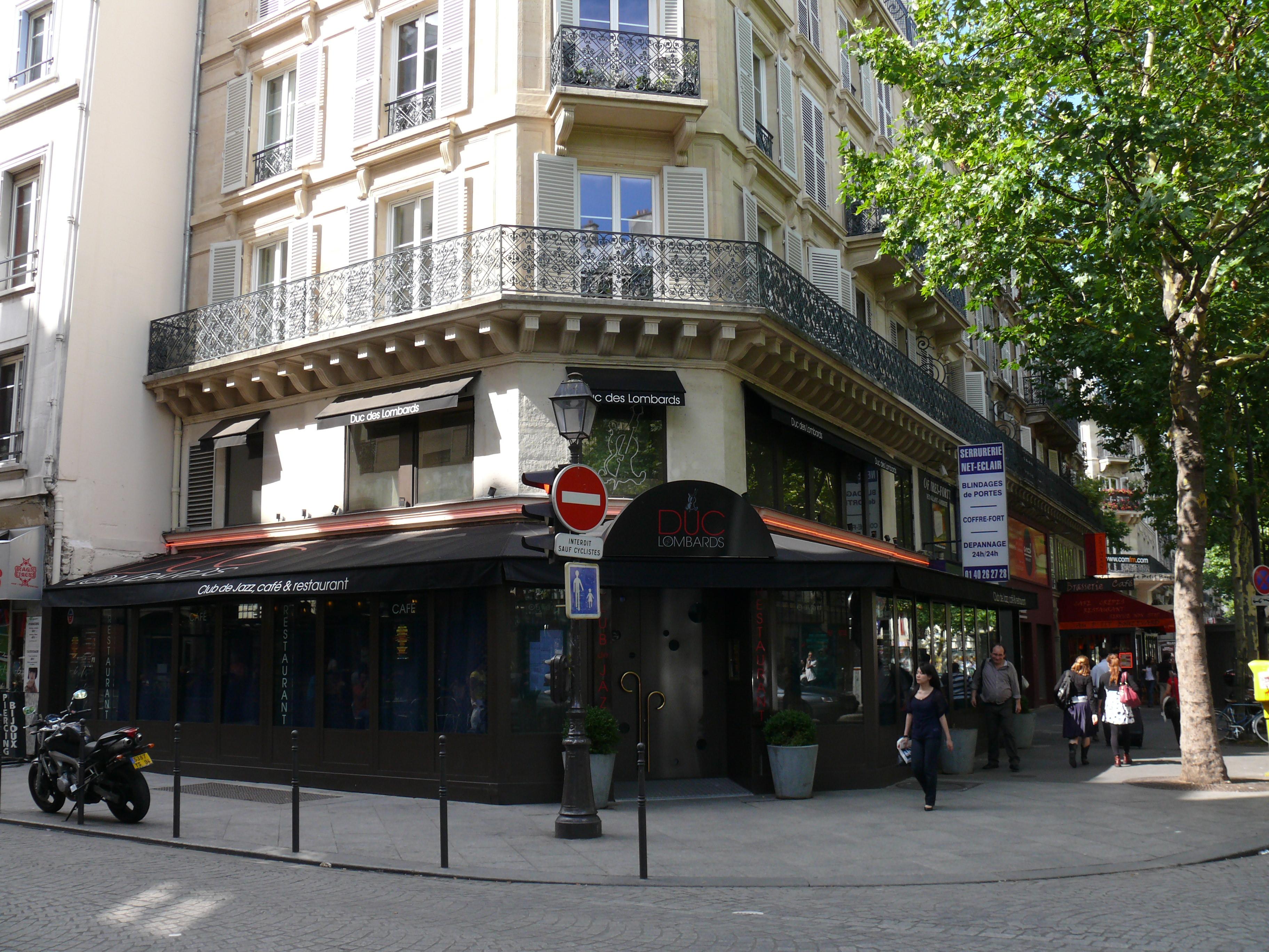 Restaurant Le Jazz A Saint Cezaire