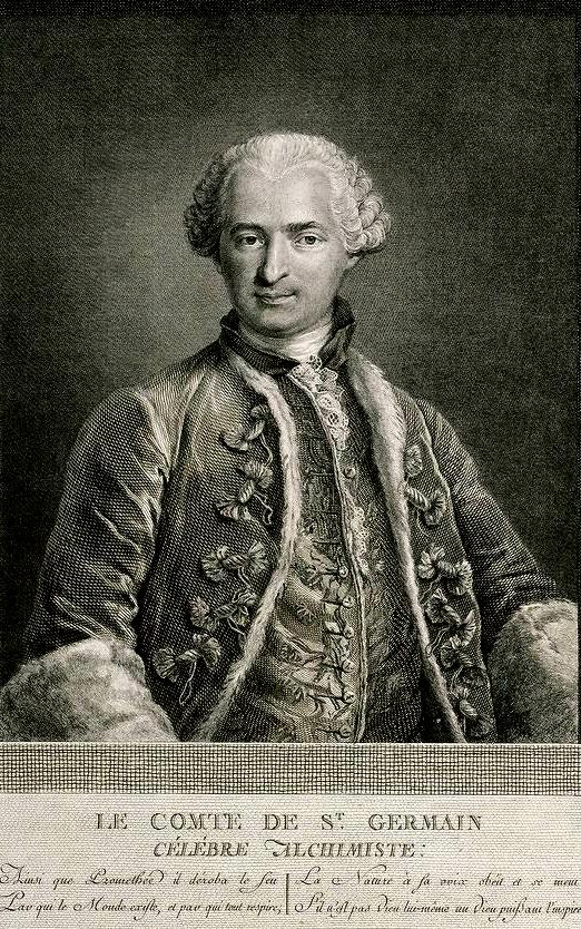 Saint-Germain gróf – Wikipédia