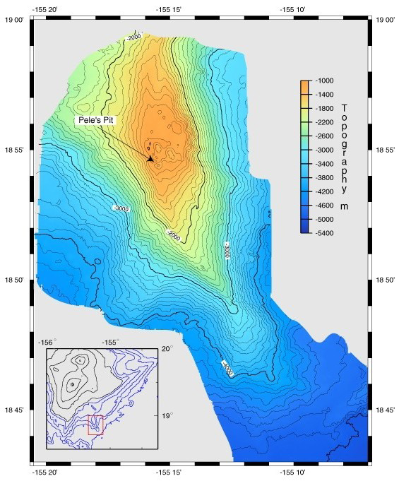 Sea Level Rise Chart: L??ihi Seamount - Wikipedia,Chart
