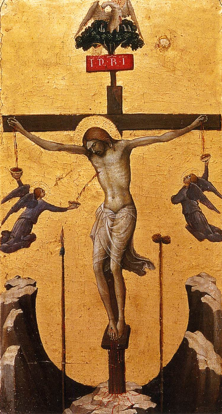 Lorenzo Monaco - Crucifixion - WGA13584.jpg