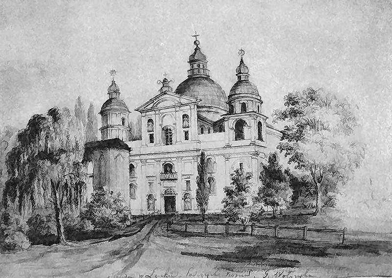 Кафедральный костёл Святой Троицы, Наполеон Орда
