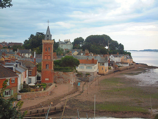 Lympstone, Devon - geograph.org.uk - 561554