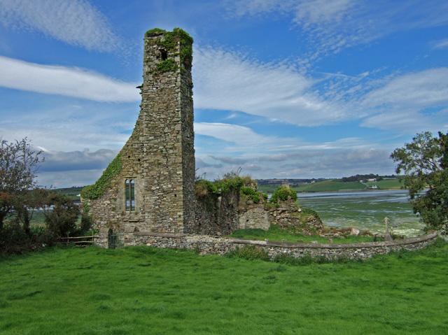 Mahon Abbey Ruins - geograph.org.uk - 538415