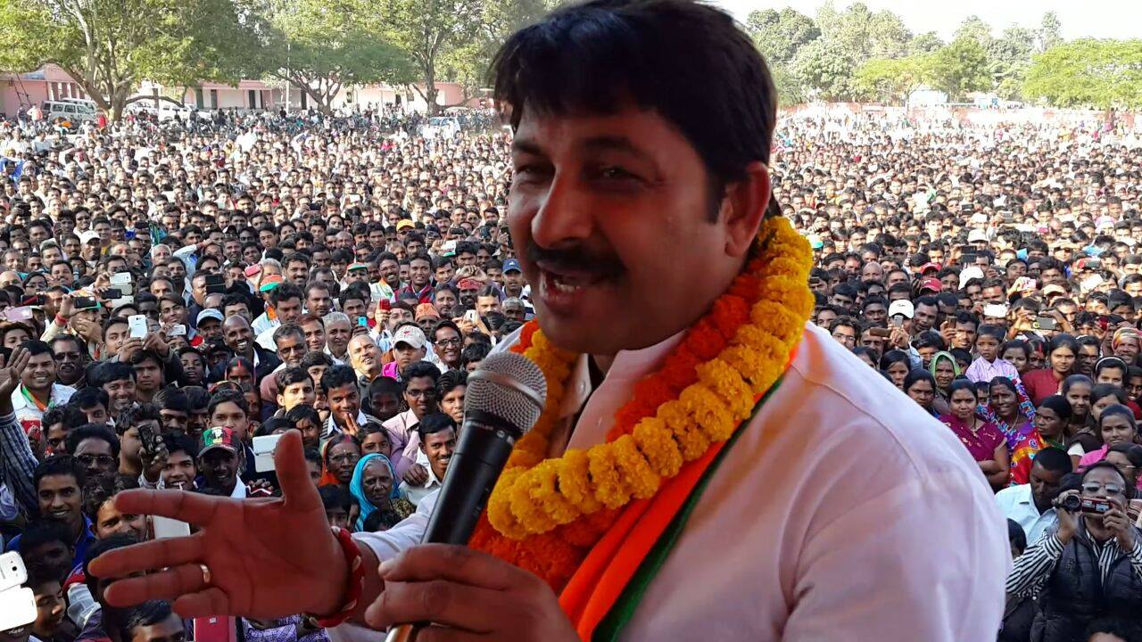 Manoj Tiwari - Wikipedia