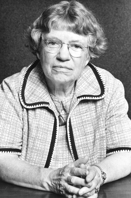 Poet Margaret Mead