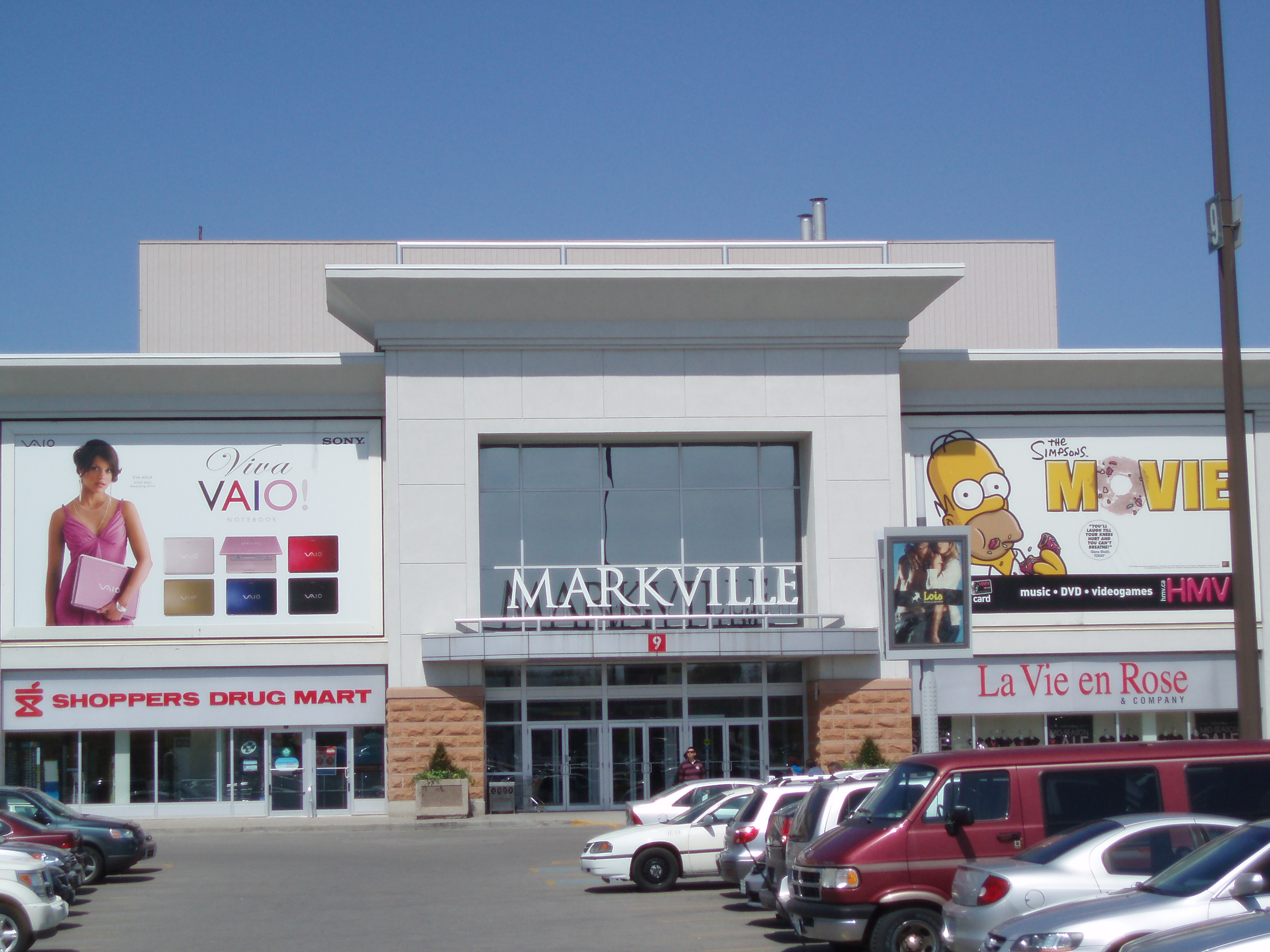 NEW YORK, NY (March 8, ) – Saks Fifth Avenue OFF 5TH is pleased to announce plans to open a new store at CF Markville in Markham, Ontario. The approximately 27, square foot store is scheduled to open in