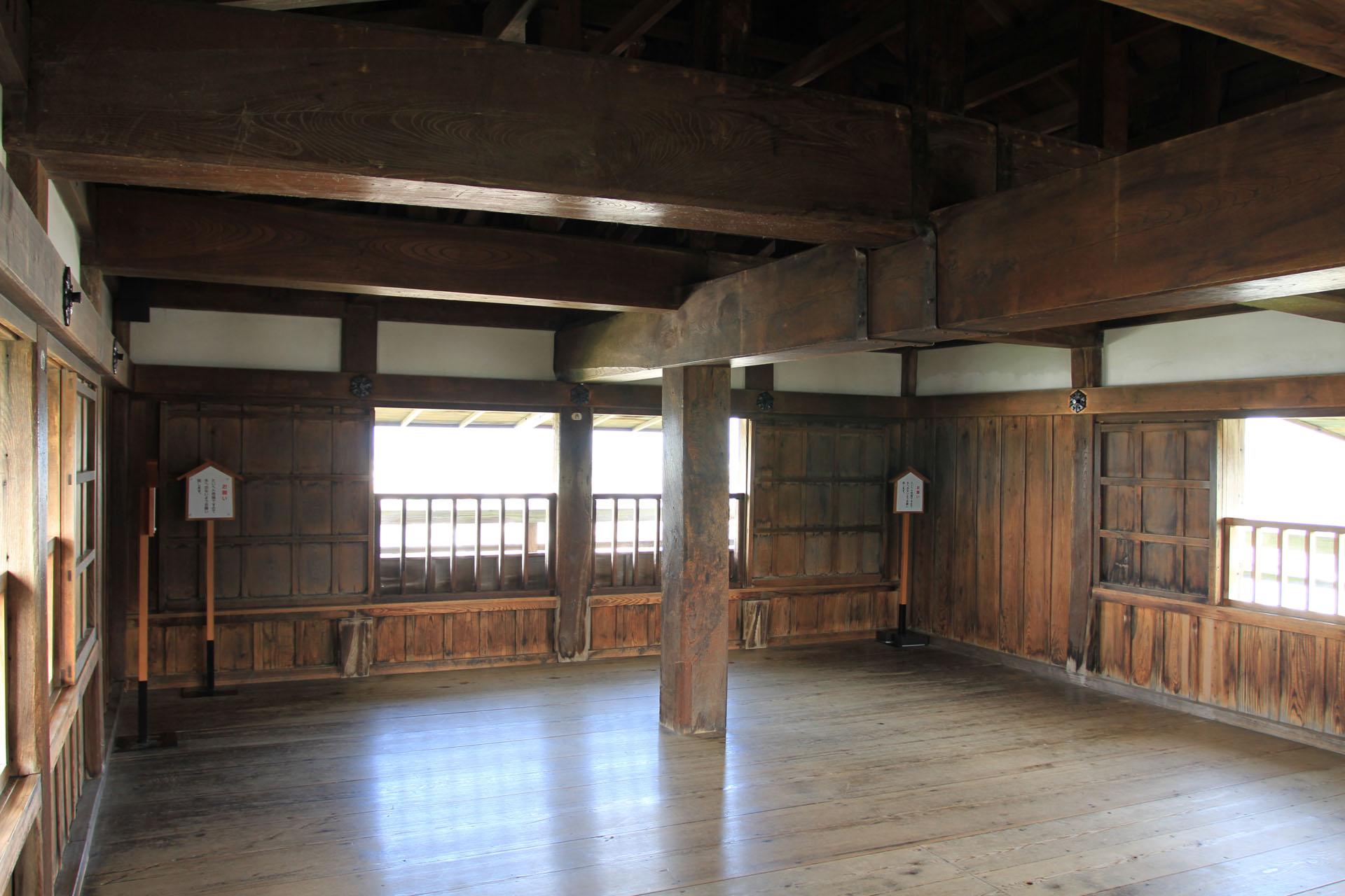 Maruoka Japan Castles