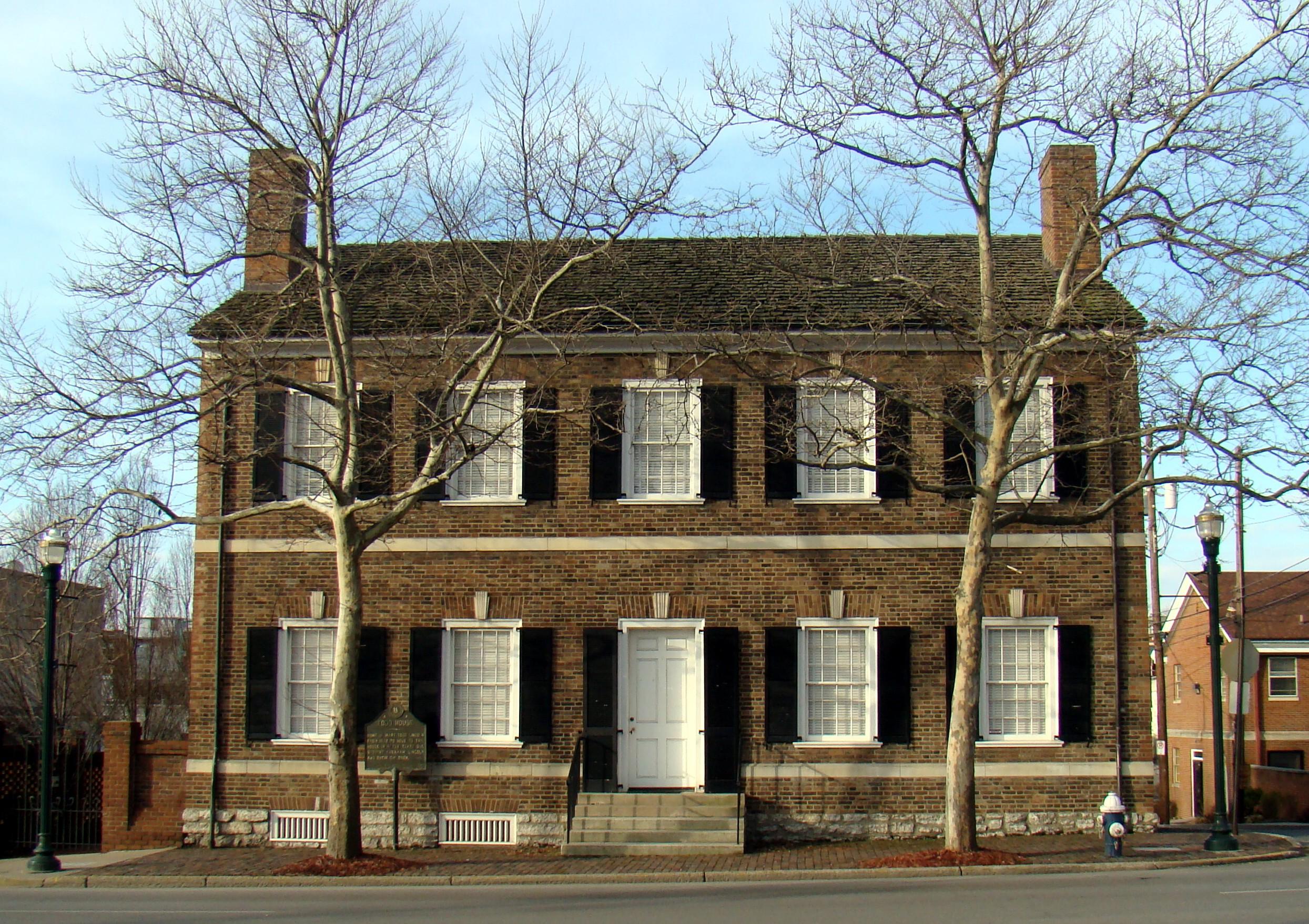File Mary Todd Lincoln House Lexington Kentucky