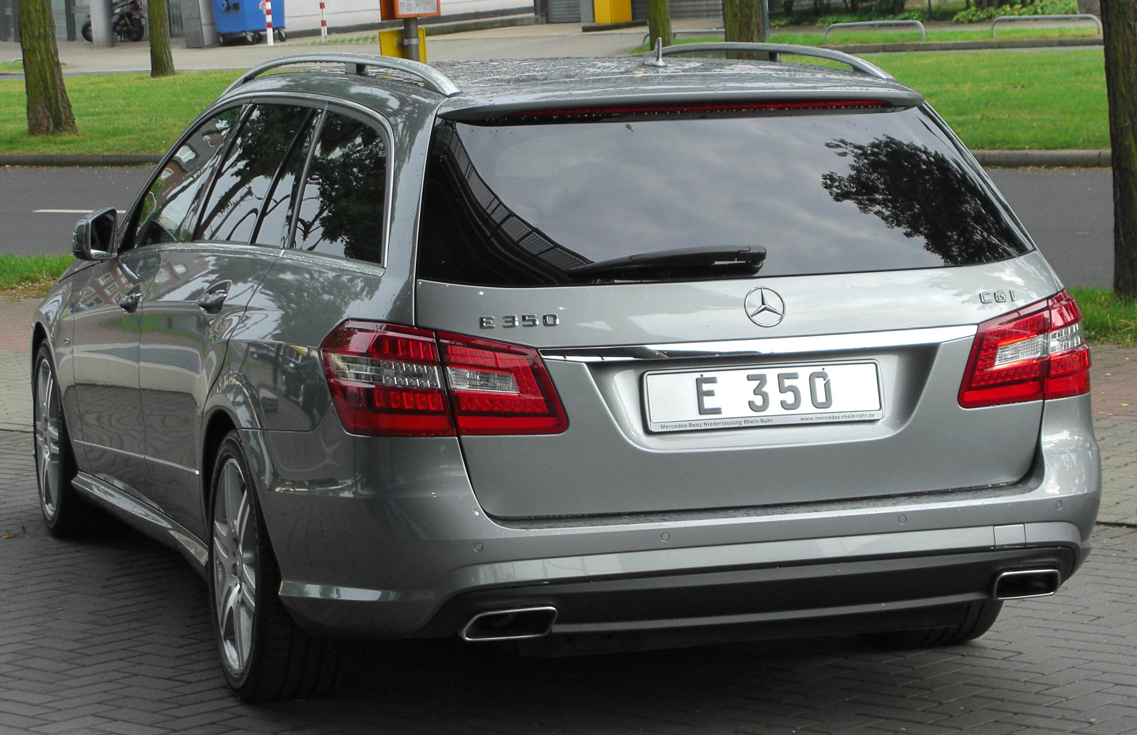 Mercedes E  Cdi Avantgarde