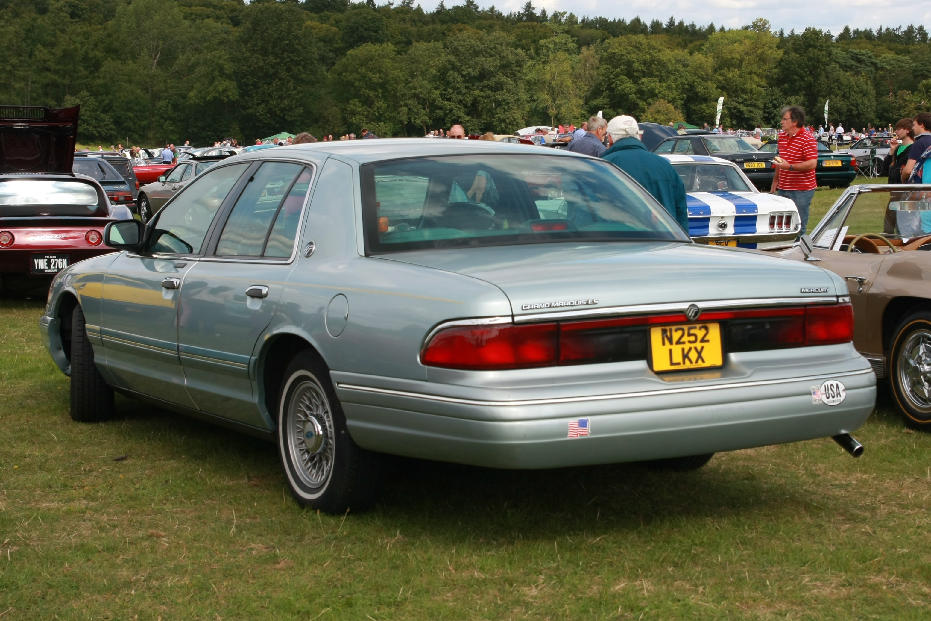 Crown Victoria Touring