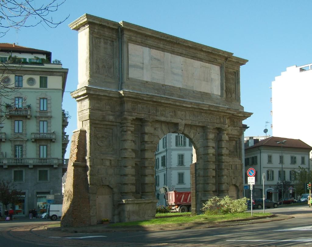 File milano porta wikimedia commons - Corso di porta romana ...
