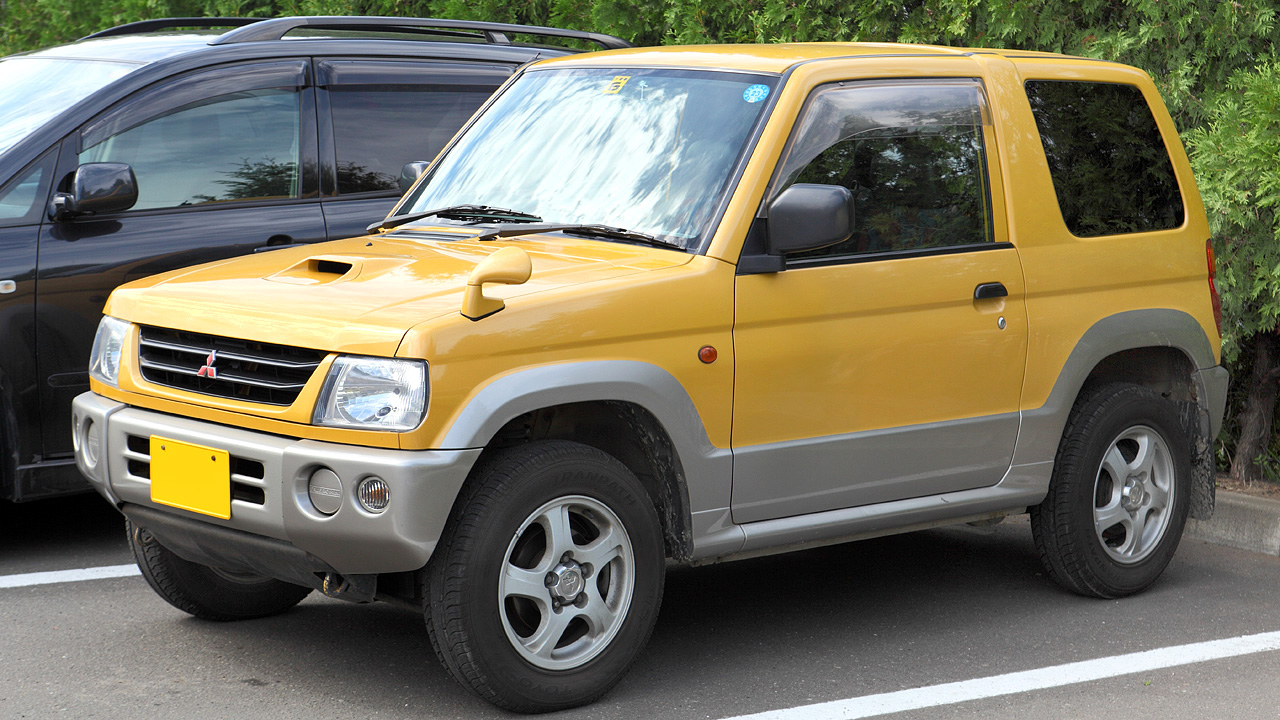 file mitsubishi pajero mini 203 jpg wikimedia commons
