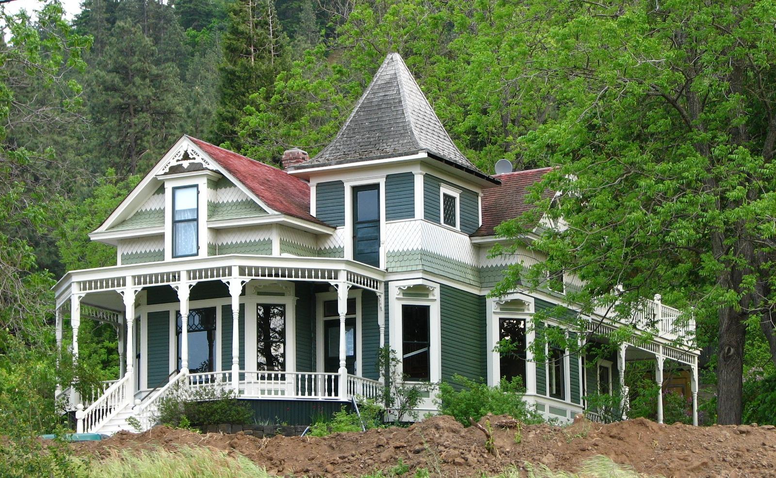 Strange Jefferson Mosier House Wikipedia Home Interior And Landscaping Oversignezvosmurscom