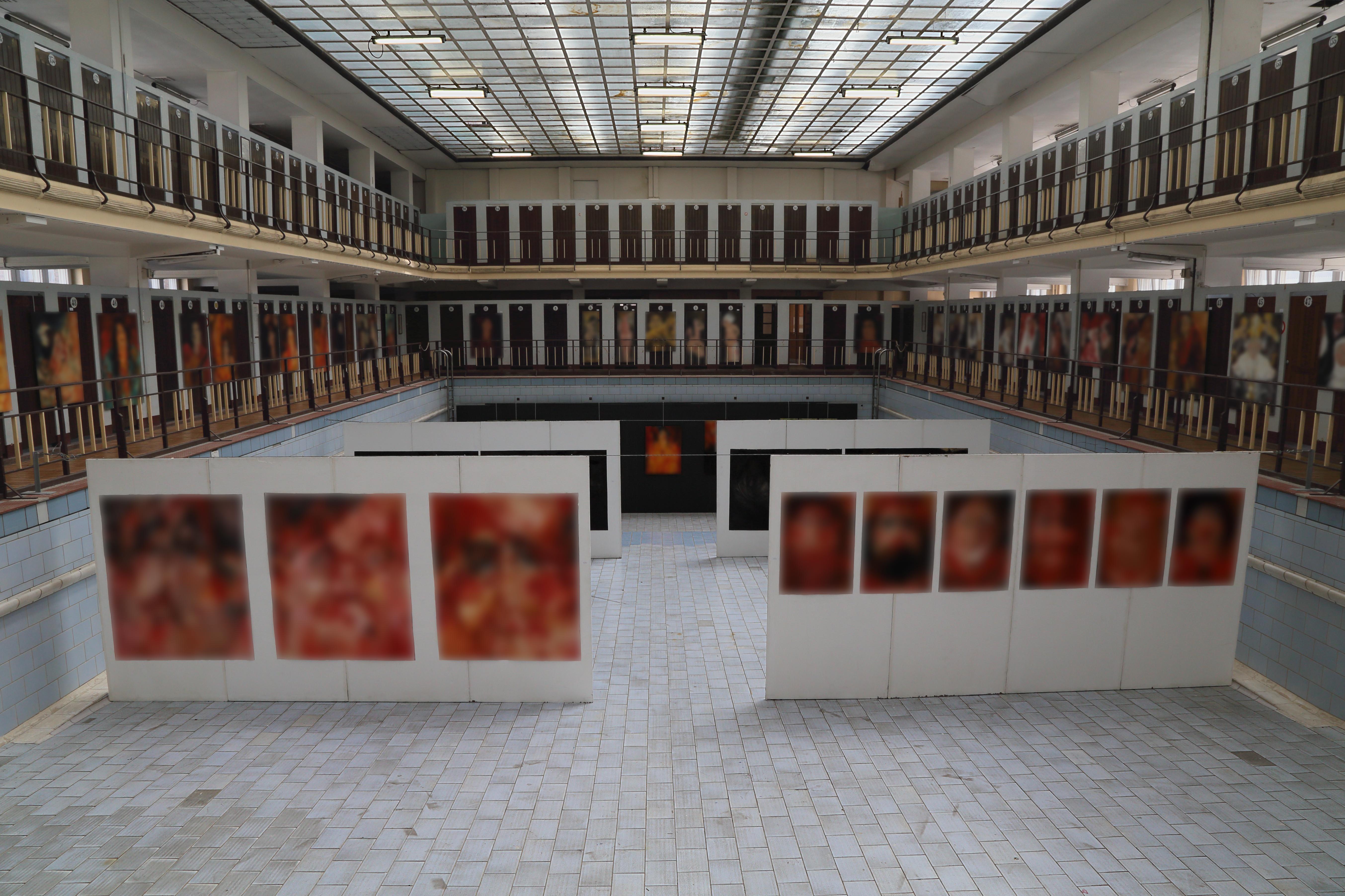 File Mouscron Ancienne Piscine Communale J1 Jpg Wikimedia Commons
