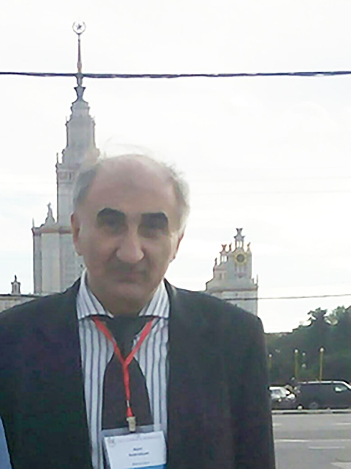 Sedrakyan in Moscow