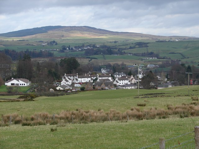 New Galloway, View from Old Edinburgh Rd - geograph.org.uk - 707191.jpg