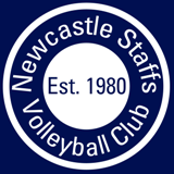 Newcastle (Staffs) VC logo