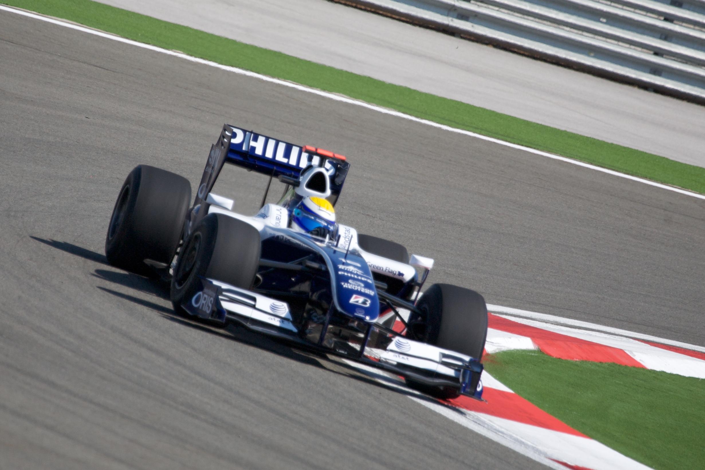 """MARCAR: Mathias Huelmo gana en Turquía la victoria que le faltaba para completar todas"""" Nico_Rosberg_2009_Turkey"""