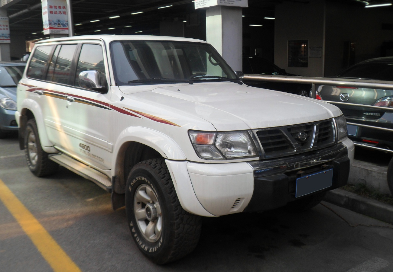 File:Nissan Patrol Y61 LWB 02 China 2013-03-04 JPG