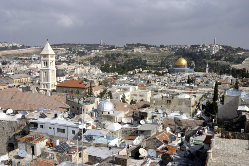 visit: Jerusalem Old City, Israel