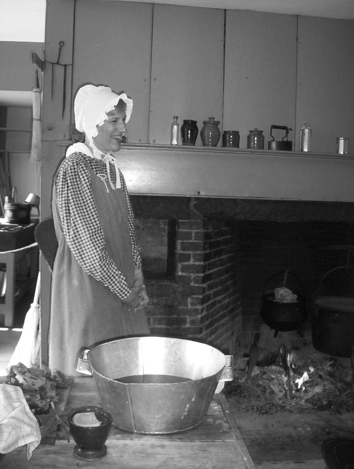 File Old Sturbridge Village Kitchen Wikimedia mons