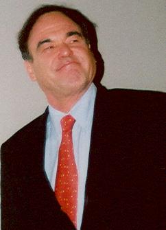 奥利佛·史東出席《亞歷山大帝》在科隆的首映禮
