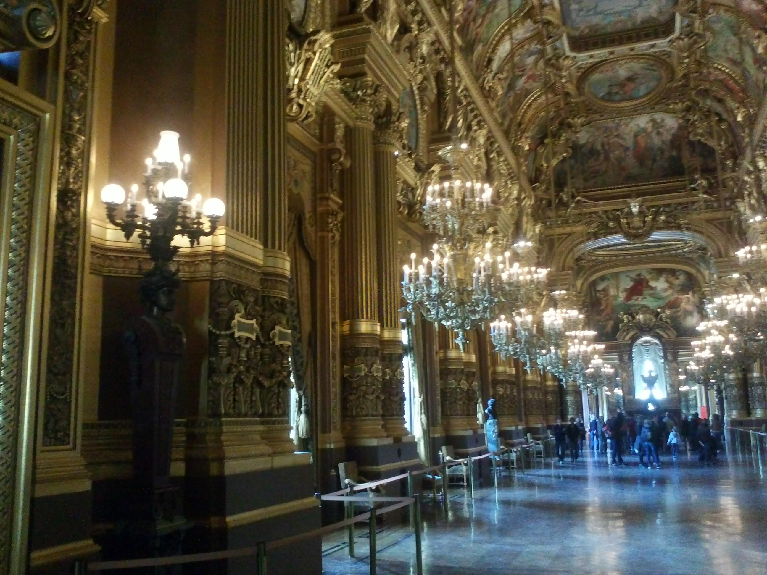 Grand Foyer Opéra Garnier : File opera garnier le grand foyer eg wikimedia commons