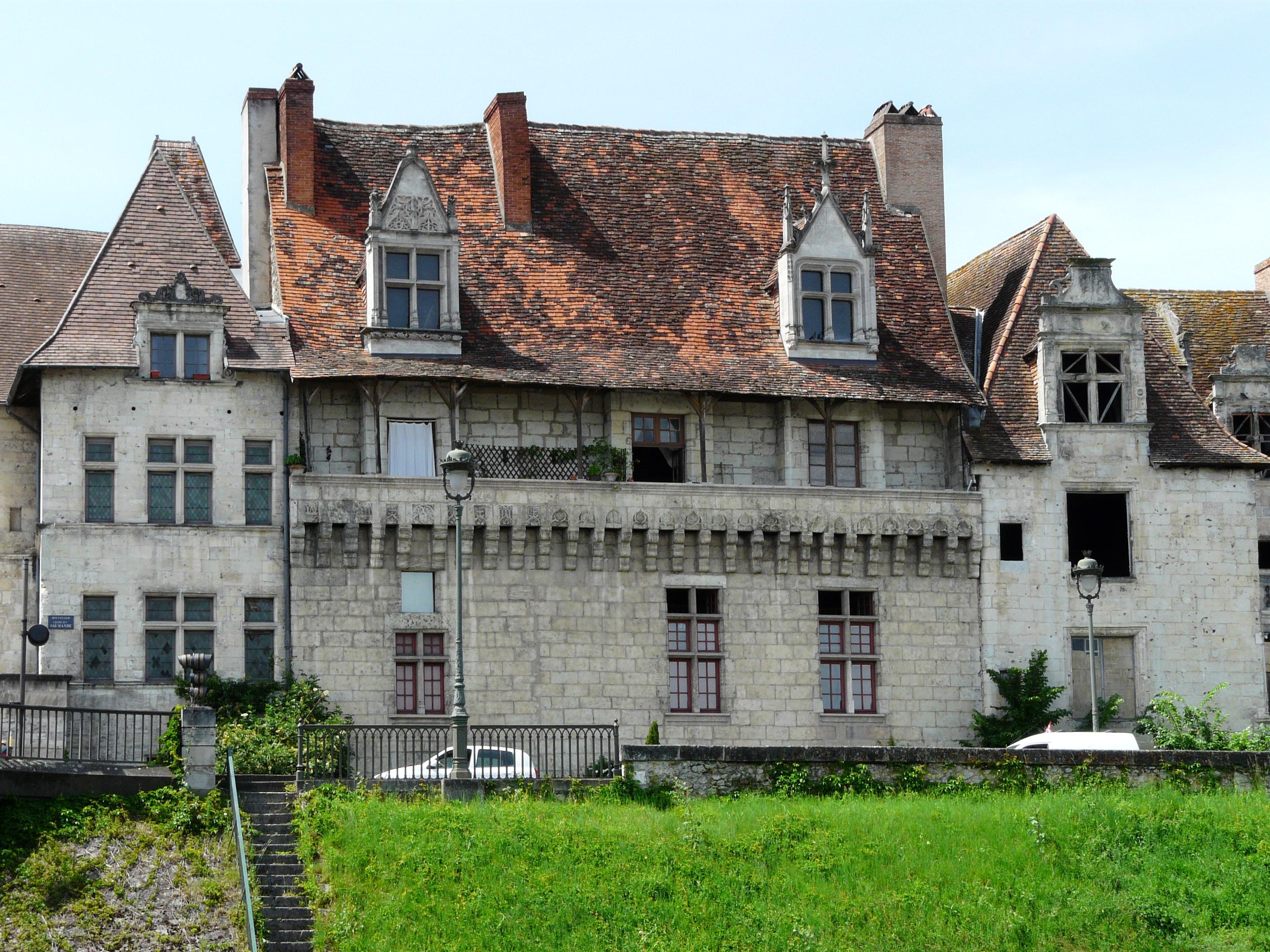 File p rigueux maisons des quais jpg wikimedia commons for Maison perigueux
