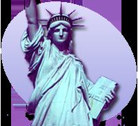 P Statue of Liberty